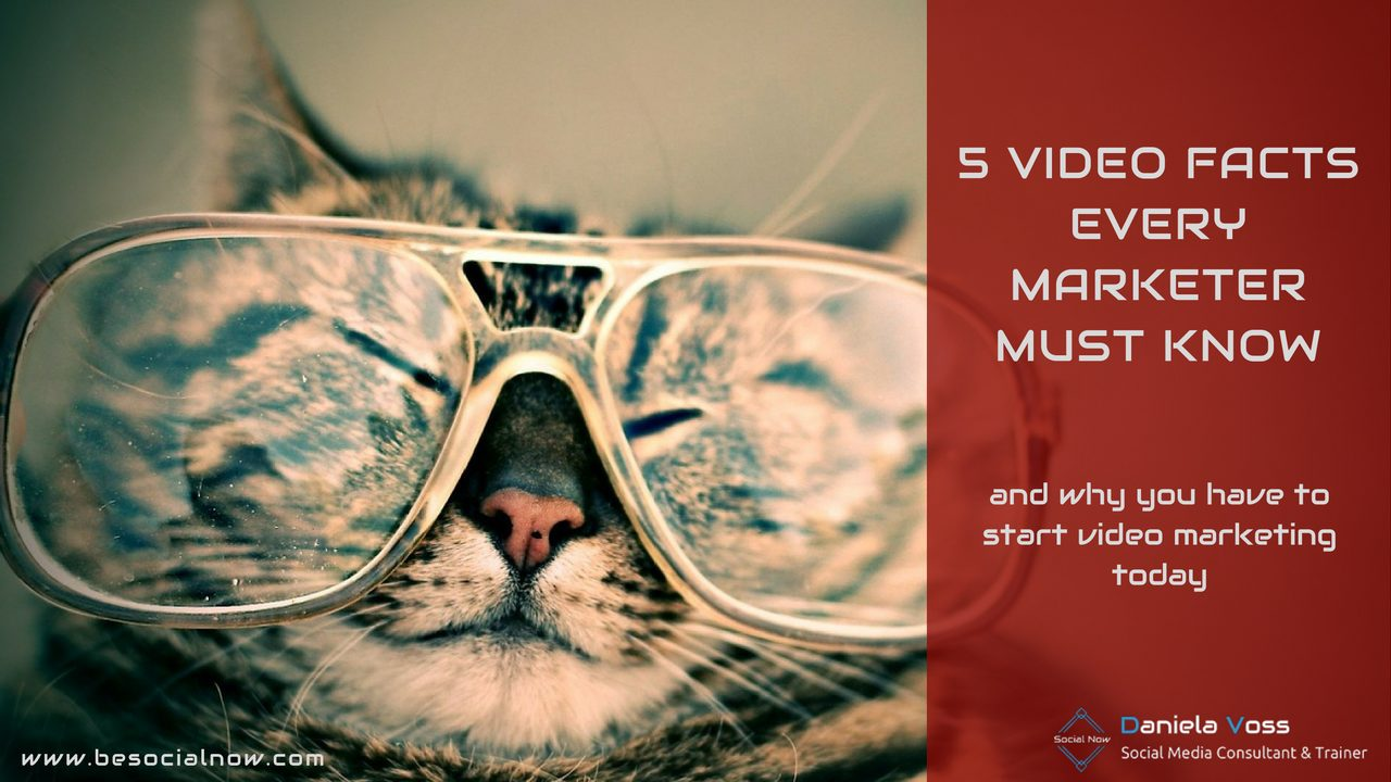 5 Video Facts Every Marketer Must Know