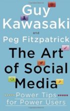 The Art of Social Media by Peg Fitzpatrick